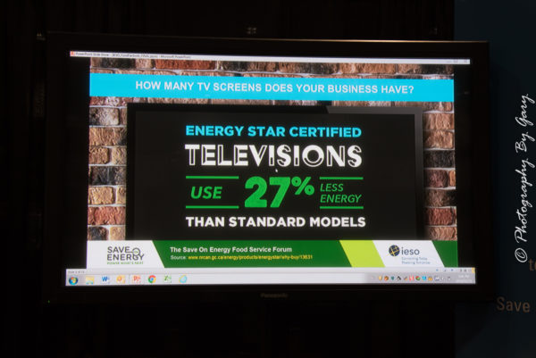 Savings when using EnergyStar equipment